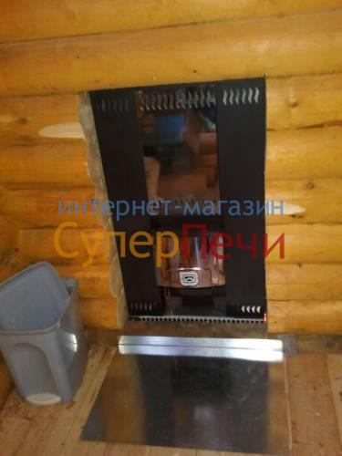 Защитный экран для бани